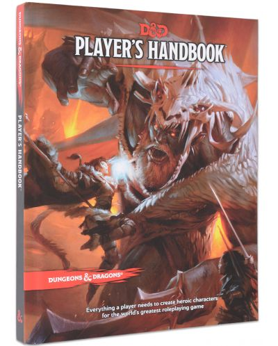 Completare pentru jocul de rol Dungeons & Dragons - Player's Handbook (5th Edition) - 1