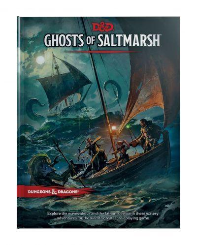 Dungeons & Dragons - Adventure Ghosts of Saltmarsh - 2