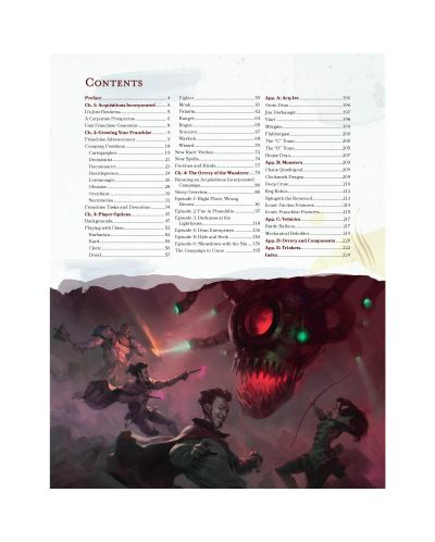Dungeons & Dragons - Adventure Acquisitions Incorporated - 2