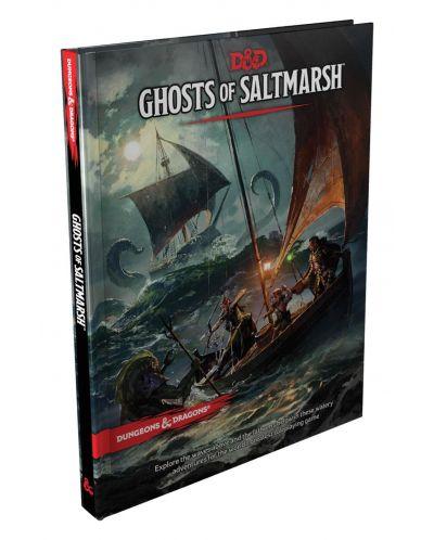 Dungeons & Dragons - Adventure Ghosts of Saltmarsh - 1
