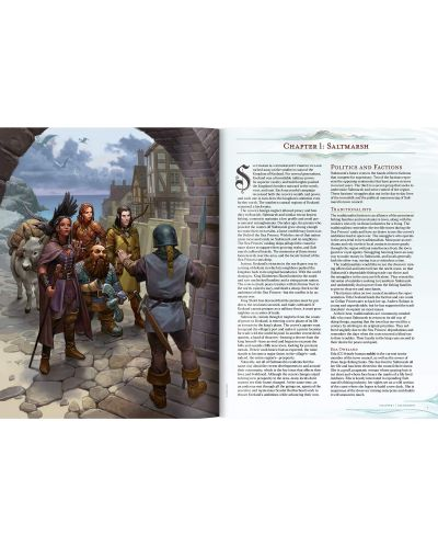 Dungeons & Dragons - Adventure Ghosts of Saltmarsh - 3