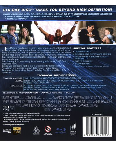 Jerry Maguire (Blu-Ray) - 2