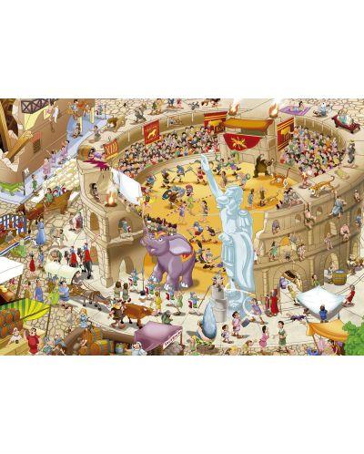 Puzzle Educa de 1000 piese - Roma antica - 2