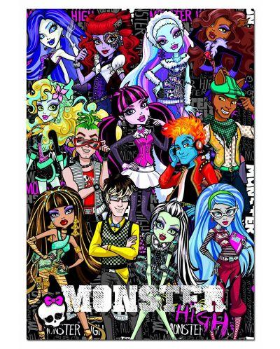 Puzzle Educa de 500 piese - Monster High - 2