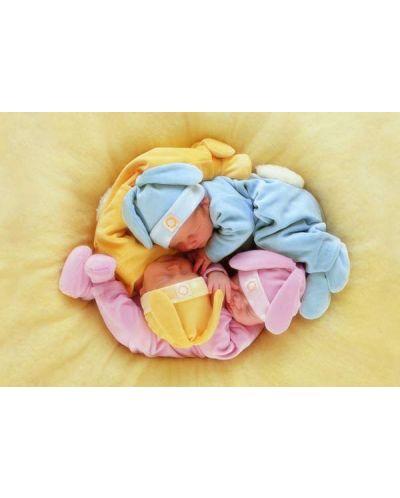 Puzzle Educa de 500 piese - Bebelusi dormind, Anne Geddes - 2