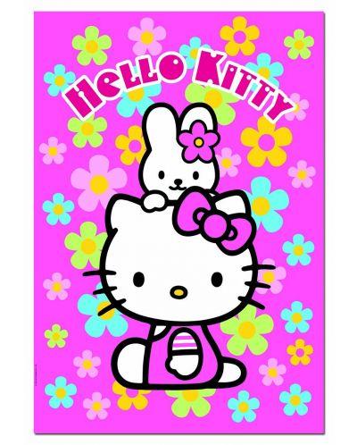 Puzzle Educa de 1000 piese - Hello Kitty - 2