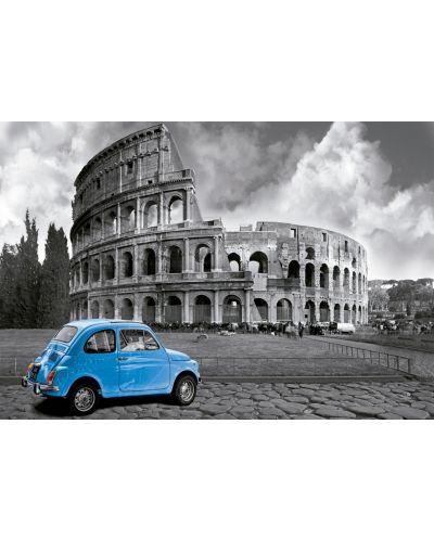 Puzzle Educa de 1000 piese mini - Colosseum, Roma, miniatura - 2