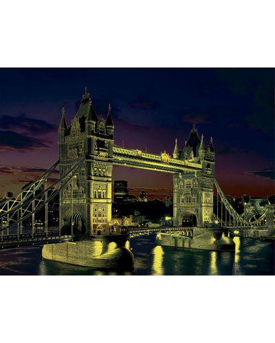 Puzzle neon Educa de 1000 piese - Tower Bridge, Londra - 3