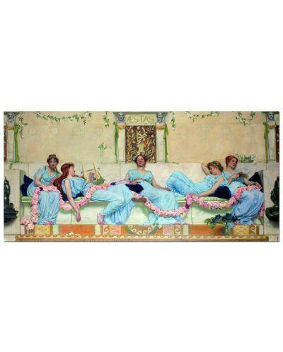 Puzzle panoramic Educa de 3000 piese - Scena dramatica, William Reynolds-Stephens - 2