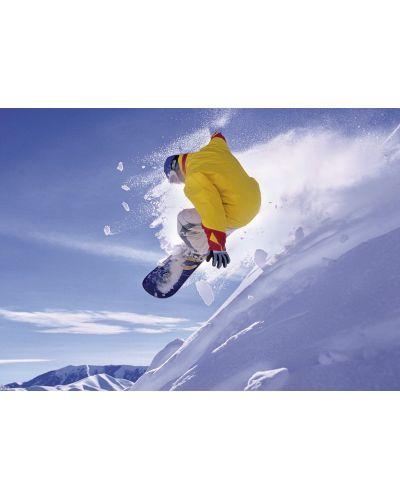 Puzzle Educa de 500 piese - Snowboard - 2