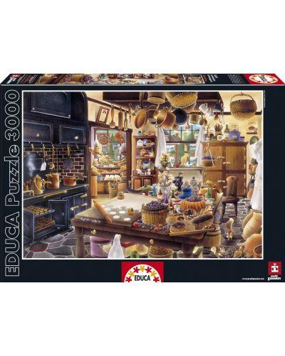 Puzzle Educa de 3000 piese - Brutaria - 1