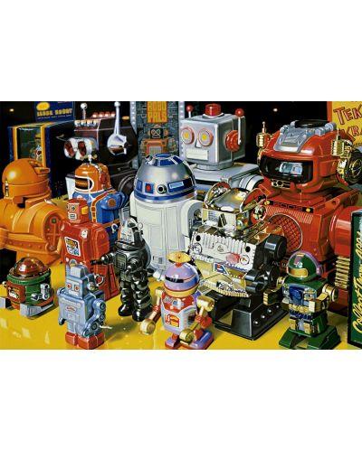 Puzzle Educa de 1000 piese - Robotei - 2