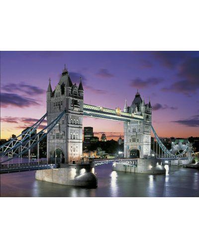 Puzzle neon Educa de 1000 piese - Tower Bridge, Londra - 2
