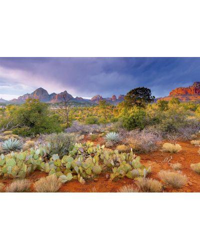 Puzzle Educa de 4000 piese - Parcul national Rand Rock, Arizona - 2