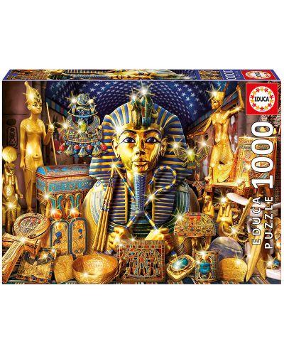 Puzzle Educa de 1000 piese - Comorile din Egipt - 1