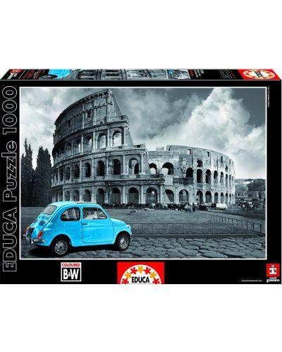 Puzzle Educa de 1000 piese - Colosseum, Roma - 1