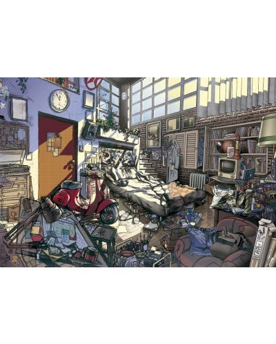 Puzzle Educa de 1000 piese - Primavara, Arly Jones - 2