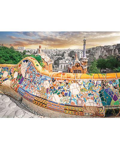 Puzzle Eurographics de 1000 piese – Barcelona - 2