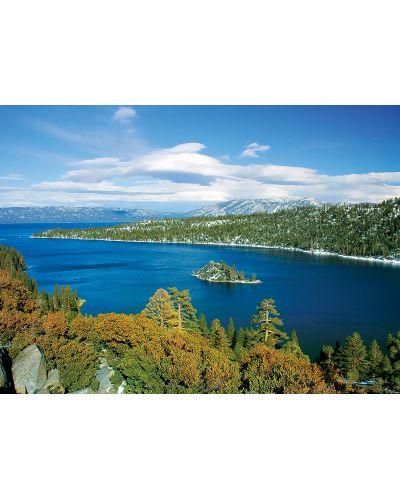 Puzzle Eurographics de 1000 piese – Emerald Bay, California - 2
