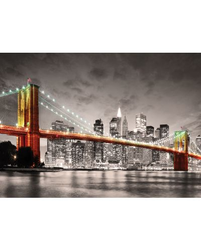Puzzle Eurographics de 1000 piese – Podul Brooklyn, New York - 2