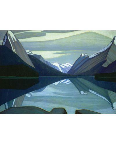 Puzzle Eurographics de 1000 piese – Lacul Maligne, Lauren Harris - 2