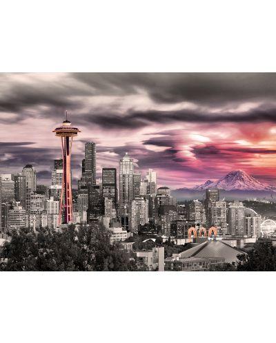 Puzzle Eurographics de 1000 piese – Seattle - 2