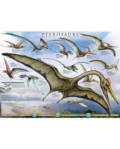 Puzzle Eurographics de 1000 piese – Pterozauri - 2