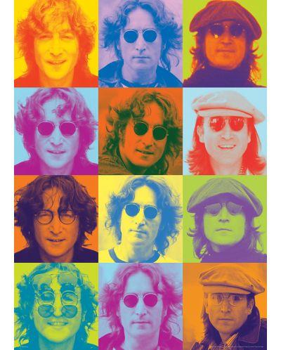 Puzzle Eurographics de 1000 piese – Portretul lui John Lennon - 2
