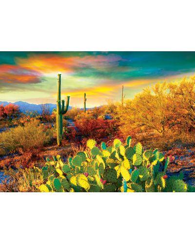 Puzzle Eurographics de 1000 piese – Culori in desert - 2