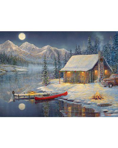 Puzzle Eurographics de 1000 piese – Poveste de iarna, Sam Tim - 2