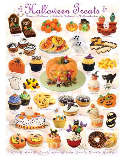 Puzzle Eurographics de 1000 piese – Dulciuri pentru Halloween - 2