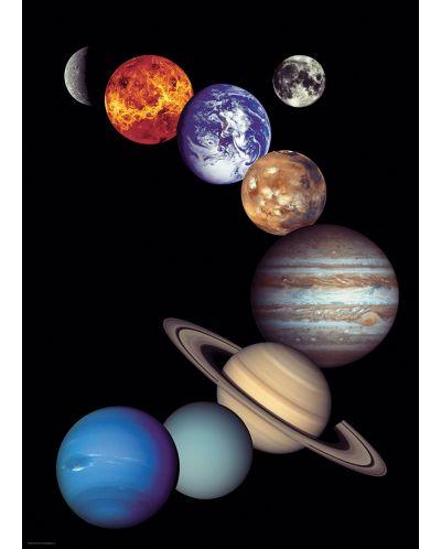 Puzzle Eurographics de 1000 piese – NASA – Sistemul solar - 2