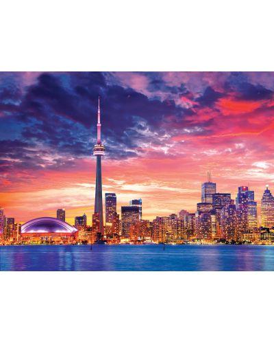 Puzzle Eurographics de 1000 piese – Toronto - 2