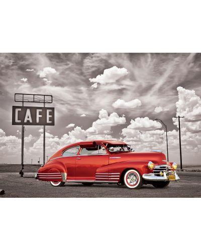Puzzle Eurographics de 1000 piese – Autoturisme clasice  Chevrolet din anul 1948  - 2