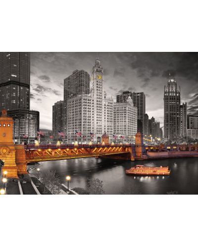 Puzzle Eurographics de 1000 piese – Raul din Chicago - 2