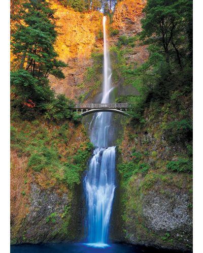 Puzzle Eurographics de 1000 piese – Cascada Multnomah in Oregon - 2