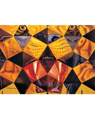 Puzzle Eurographics de 1000 piese – Tigru, Salvador Dali - 2