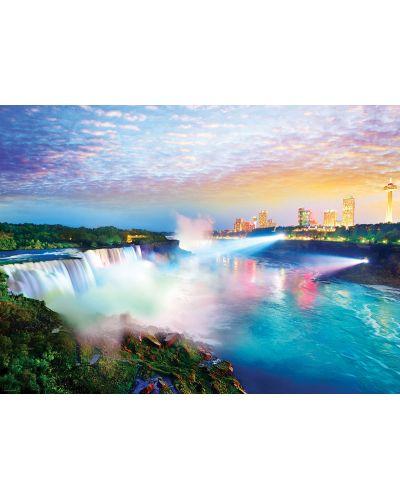 Puzzle Eurographics de 1000 piese – Cascada Niagara  - 2