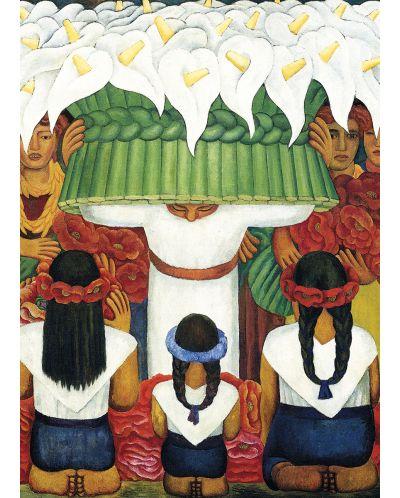 Puzzle Eurographics de 1000 piese – Festivalul florilor, Diego Rivera - 2