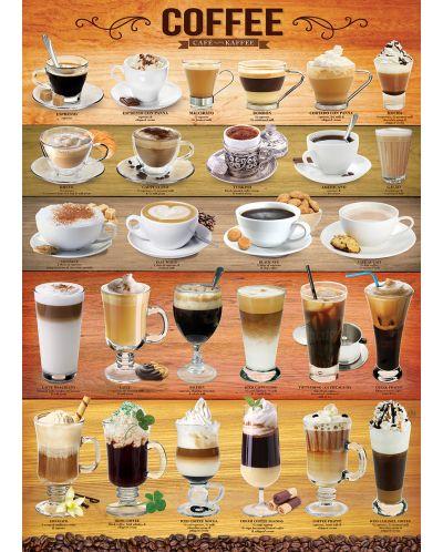 Puzzle Eurographics de 1000 piese – Cafea - 2