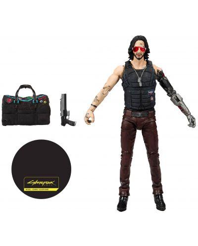 Figurina de actiune McFarlane Cyberpunk 2077 - Johnny Silverhand,18 cm - 4