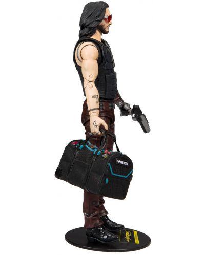 Figurina de actiune McFarlane Cyberpunk 2077 - Johnny Silverhand,18 cm - 2