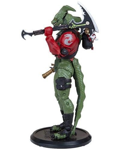 Figurina de actiune McFarlane Games: Fortnite - Hybrid, 18 cm - 3