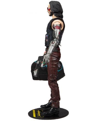 Figurina de actiune McFarlane Cyberpunk 2077 - Johnny Silverhand,18 cm - 3
