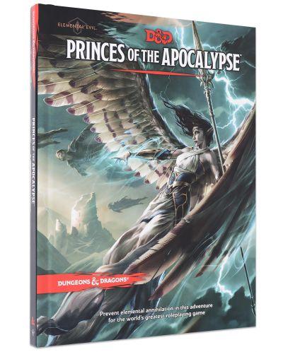 Joc de rol Dungeons & Dragons - Elemental Evil: Princes of the Apocalypse Adventure - 1