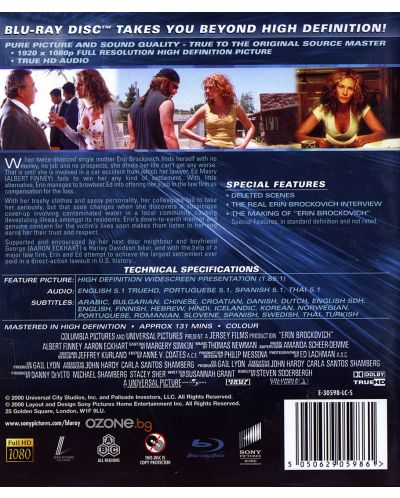 Erin Brockovich (Blu-ray) - 2