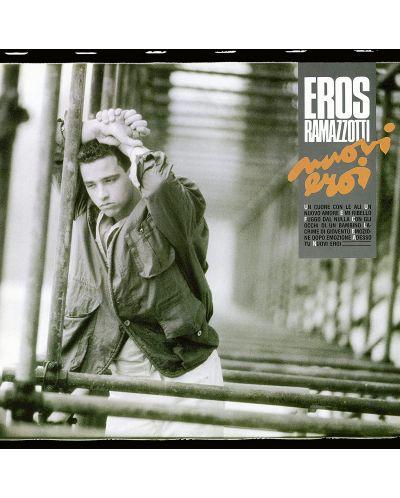 Eros Ramazzotti - Nuovi Eroi, Italian Version (Orange Vinyl) - 1