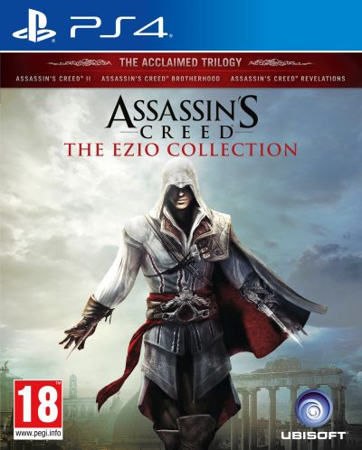 Assassin's Creed: the Ezio Collection (PS4) - 1