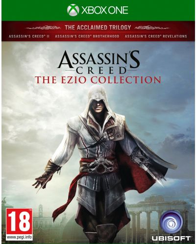 Assassin's Creed: the Ezio Collection (Xbox One) - 1