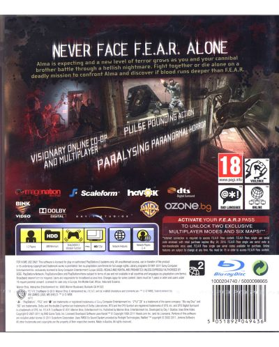 F3AR - First Encounter Assault Recon 3 (PS3) - 3